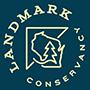blue circular landmark logo