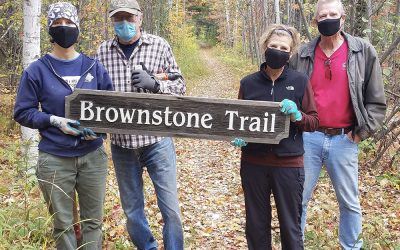 A Brownstone Trail Stewardship Story