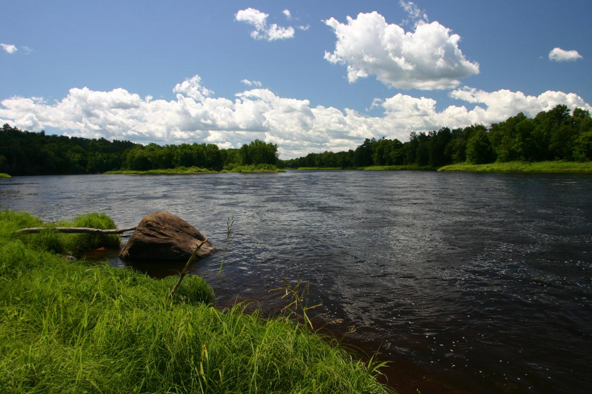 River View Near Paint Mine