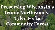 preserving wisconsin's iconic northwoods