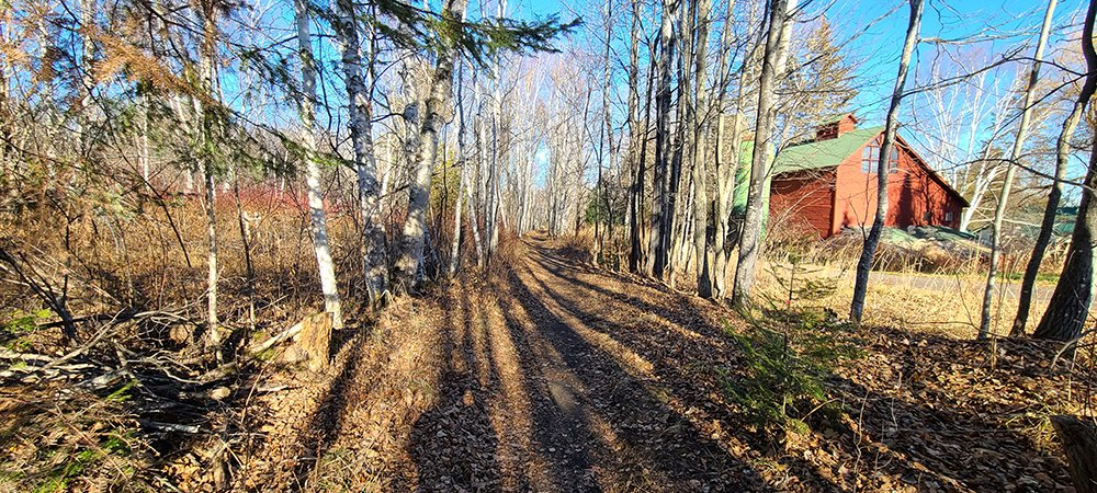 Brownstone Trail in Autumn