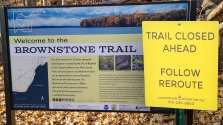 Learn more about the Brownstone Trail closure