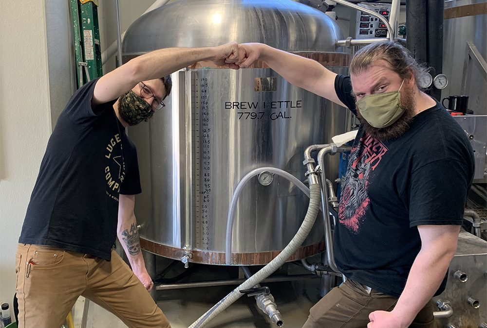 Lucette Brewing Company and Brewery Nonic Collaborate to Support the Devil's Punchbowl