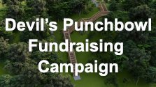 Learn about the Devils Punchbowl fundraising campaign