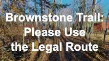 Brownstone Route Clarification