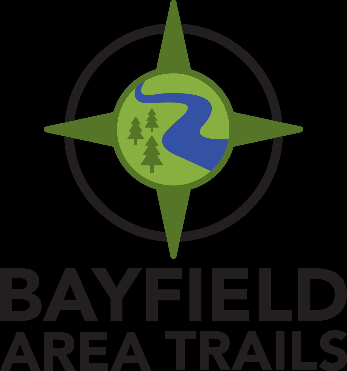 Bayfield Area Trails Logo